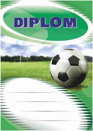 Diplom DL103 - fotbal