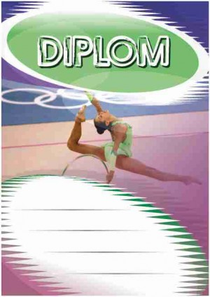 Diplom DL118 - Gymnastika