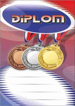 Diplom DL124 - Medaile