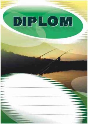 Diplom DL143 - rybaření