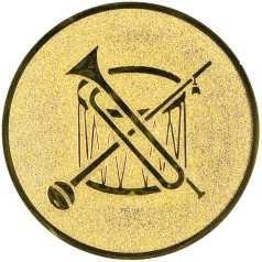 Emblém kovový E114