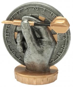 Figurka k trofeji U17 - šipky