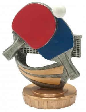 Figurka k trofeji U19 - stolní tenis