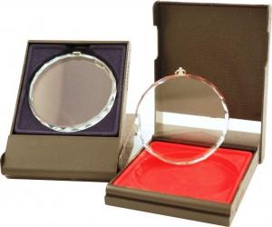 Medaile skleněná MD36