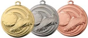 Sportovní medaile ME089 Fotbal
