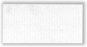 Stuha s karabinou V2B - bílá