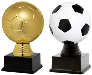 Sportovní trofej 500.01, P500.X - fotbal