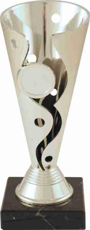Sportovní pohár PE125 stříbro
