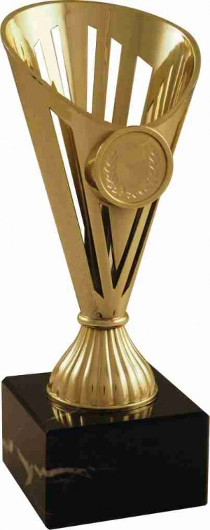 Sportovní pohár PE156 zlato
