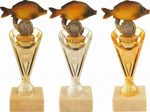 Sportovní trofej T369.01,T369.02,T369.03