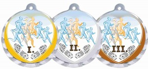 Sportovní medaile MA212 - běh