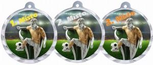 Sportovní medaile MA213 - Fotbal