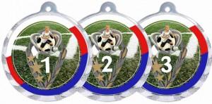 Sportovní medaile MA216 - Fotbal