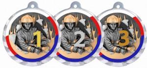 Sportovní medaile MA217 - Hasič