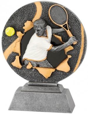 Plaketa s motivem FG1160 - Tenista