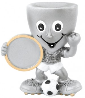 Plaketa s motivem FG756 - dětský fotbal