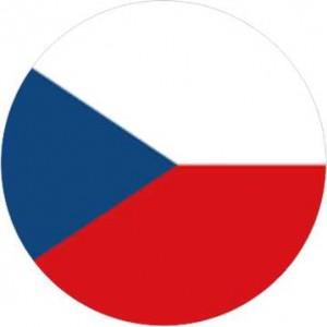 Emblém barevný EM168 ČR