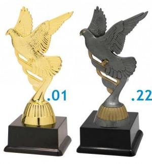 Figurka sportovní FASTFIX P441.01,P441.22 holub