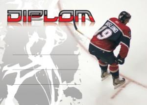 Diplom D25 - hokej