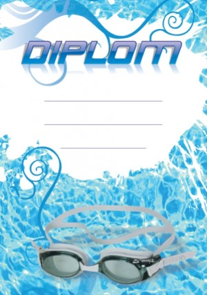 Diplom D18 - plavání