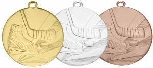 Sportovní medaile MDF1125 hokej