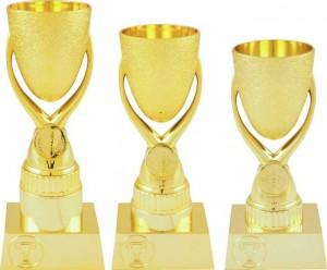 Sportovní pohár PE438 zlato