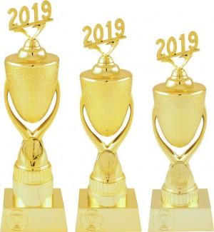 Sportovní pohár PE442 zlato 2019