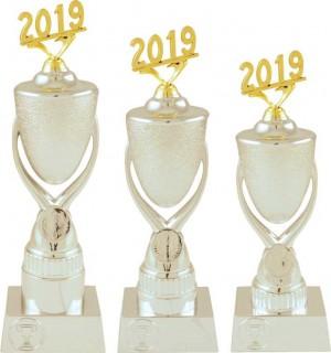 Sportovní pohár PE443 stříbro 2019