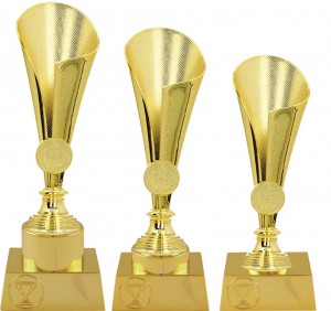 Sportovní pohár PE431 zlatý