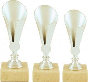 Sportovní pohár PE392 stříbrný