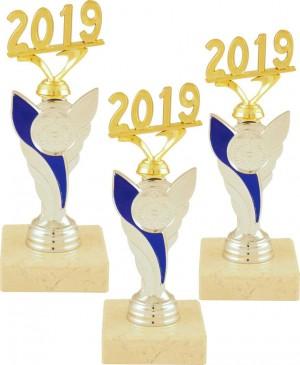 Sportovní trofej T101 letopočet