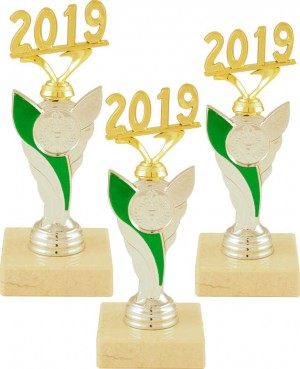 Sportovní trofej T102 letopočet