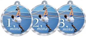 Sportovní medaile MA224 Nohejbal