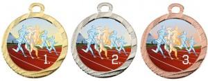 Sportovní medaile MA116 běh