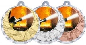 Sportovní medaile MA225 hasiči