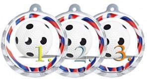 Sportovní medaile MA229 florbal