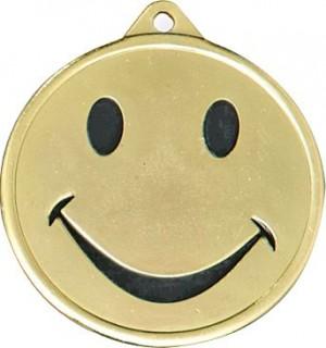 Sportovní medaile IM186.01 Smajlík
