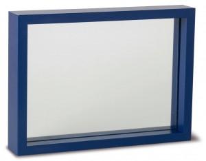 Sportovní skleněná plaketa v rámečku W2708
