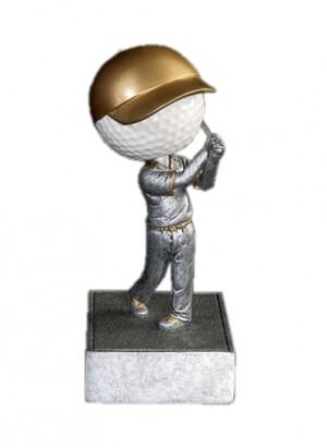 Sportovní trofej F52621 - golf