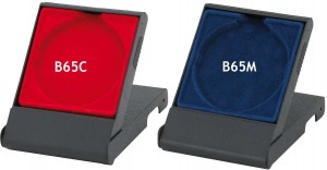 Etue, dárkové krabičky na medaile B65M,B65C