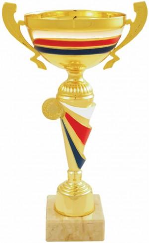 Sportovní pohár PST143 s českou trikolórou