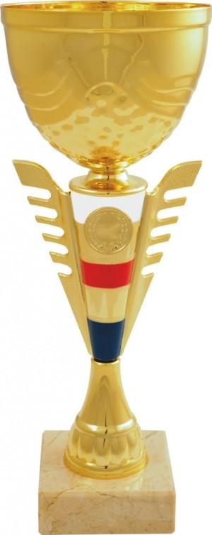 Sportovní pohár PST141 s českou trikolórou
