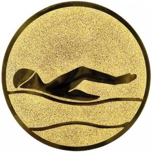 Emblém E15 plavání