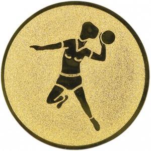 Emblém E8 házená žena