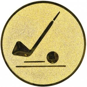 Emblém E111 golf
