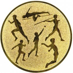 Emblém E6 atletický víceboj