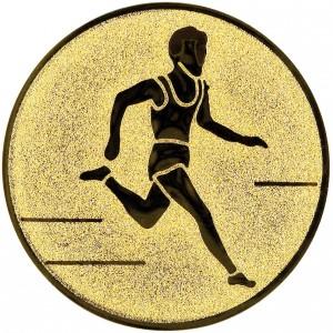 Emblém E25 běh