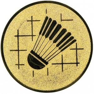 Emblém E34 Badminton