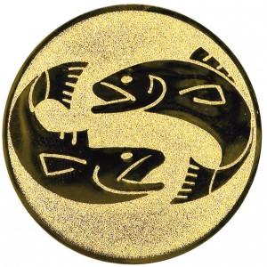 Emblém E61 ryby