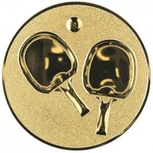 Emblém E36 stolní tenis